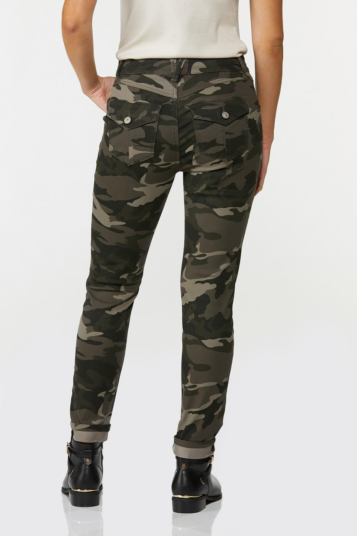 Camo Utility Pants (Item #44699756)