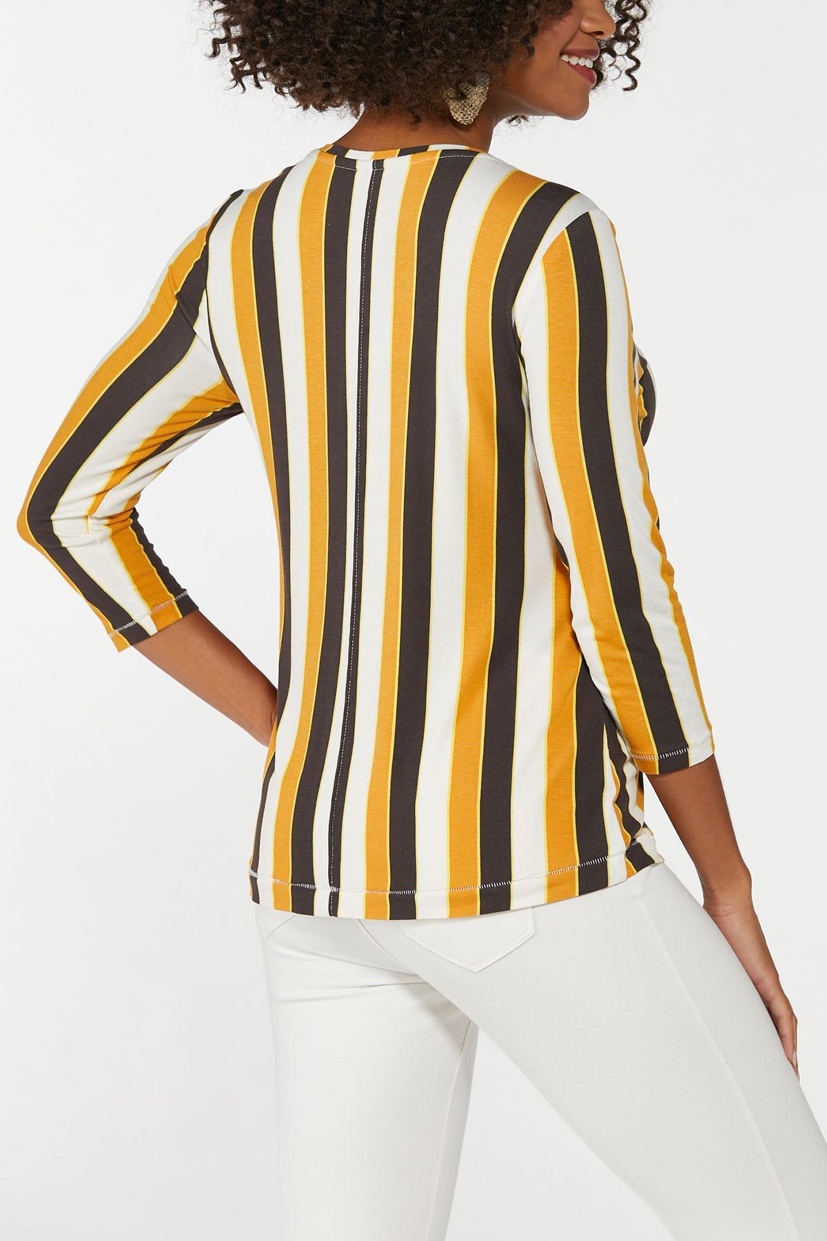Gold Stripe Top (Item #44702981)