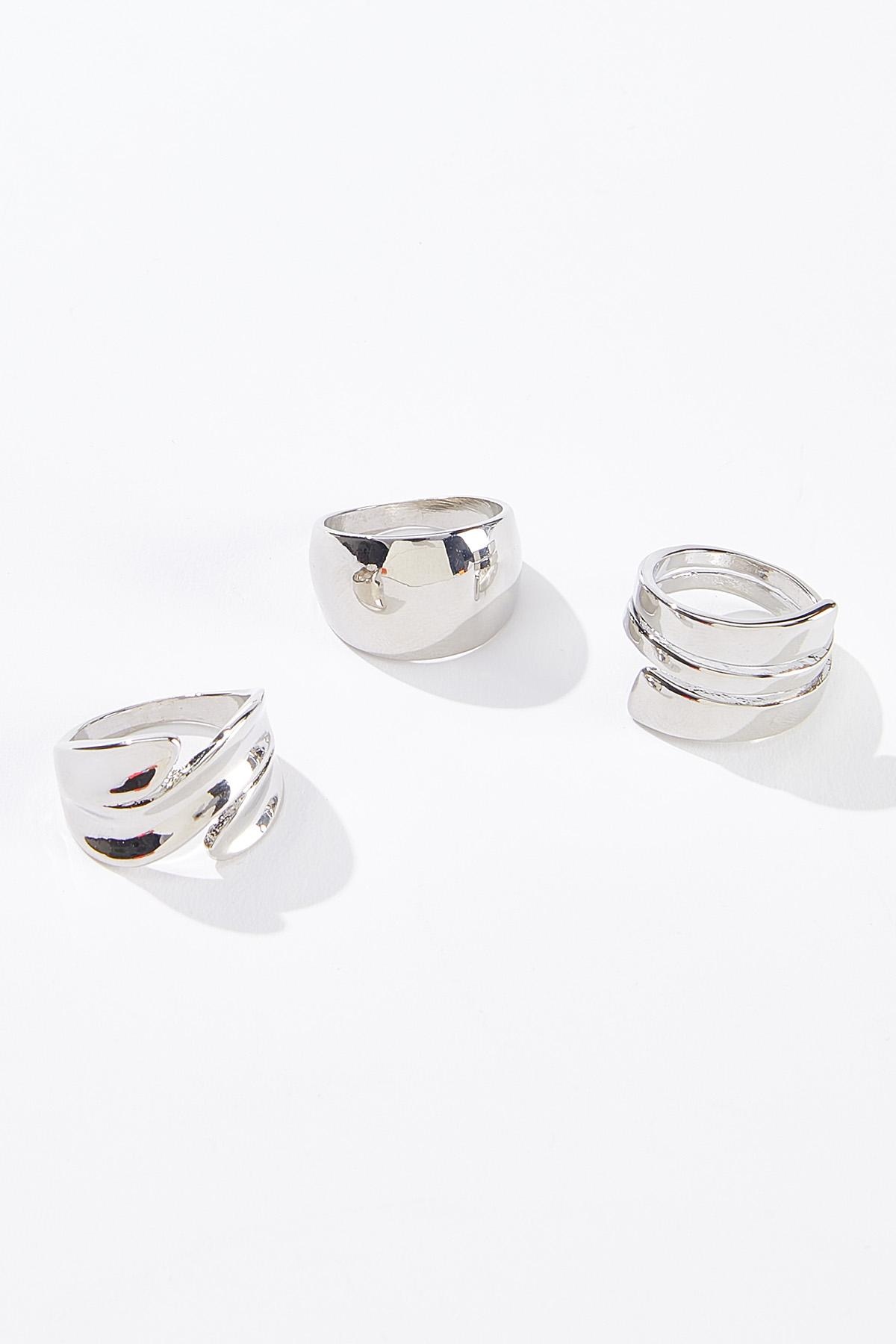 Silver Ring Party Set (Item #44704109)