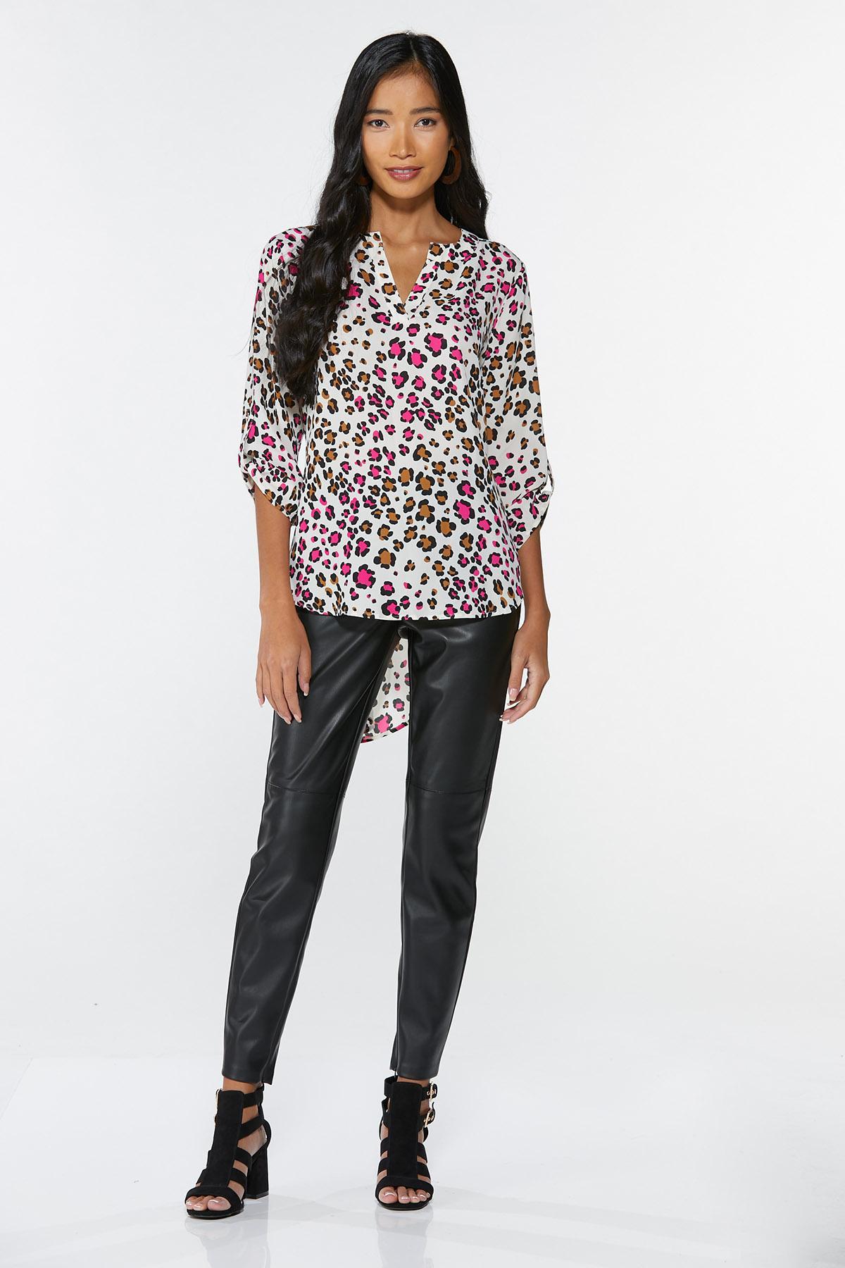 Pink Leopard Tunic (Item #44706013)