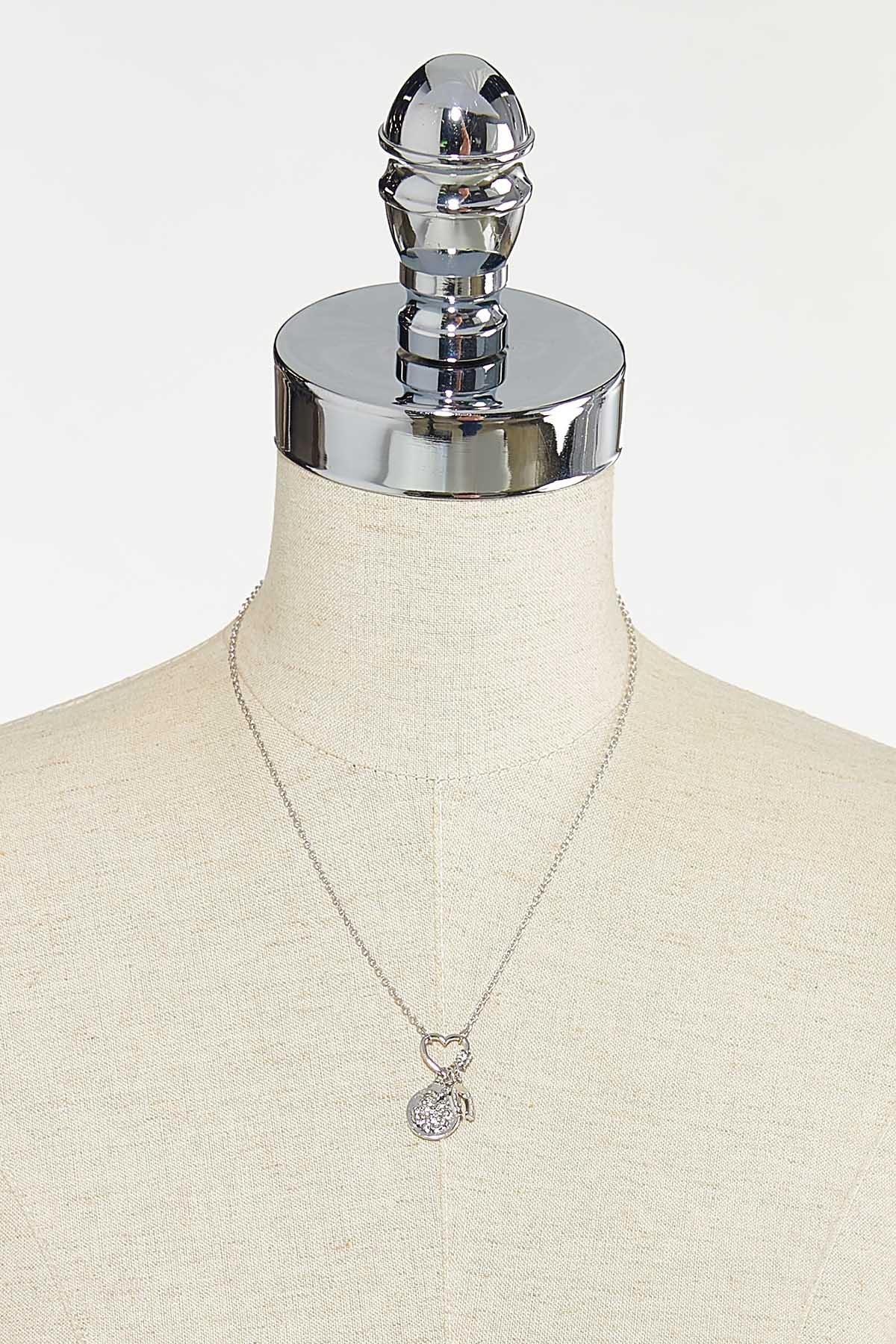 Delicate Charm Necklace (Item #44709316)