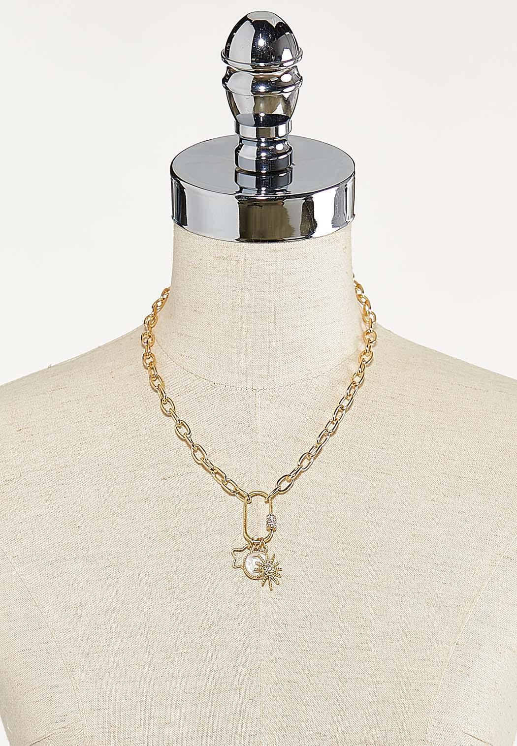 Celestial Charm Necklace (Item #44709358)