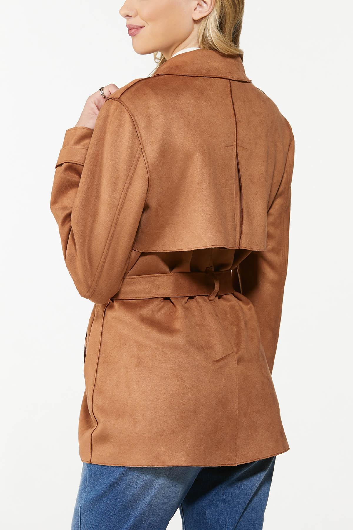 Faux Suede Jacket (Item #44709546)