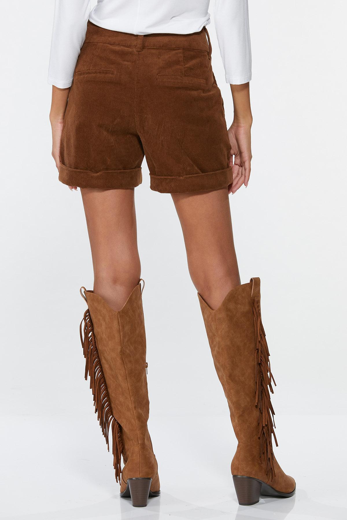 Corduroy Shorts (Item #44709888)