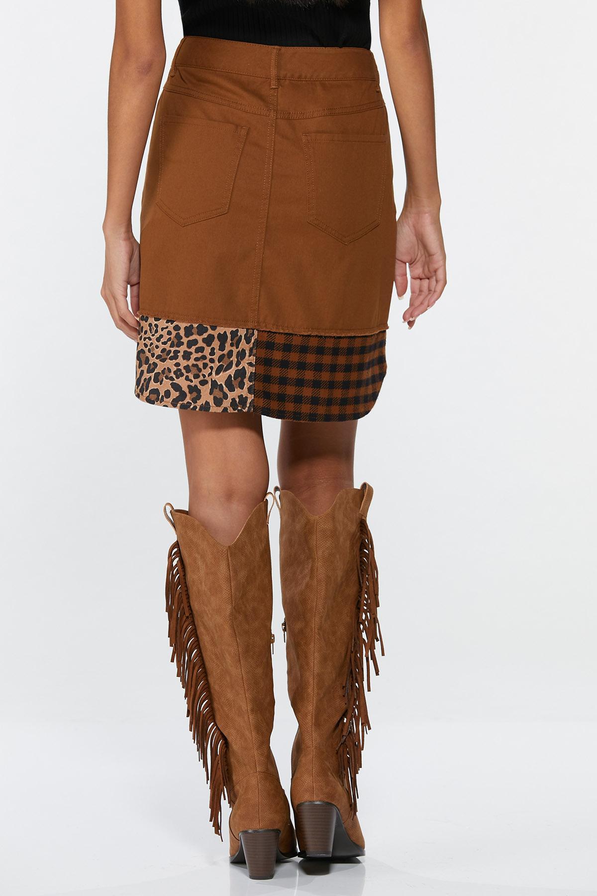 Mixed Signal Skirt (Item #44713387)