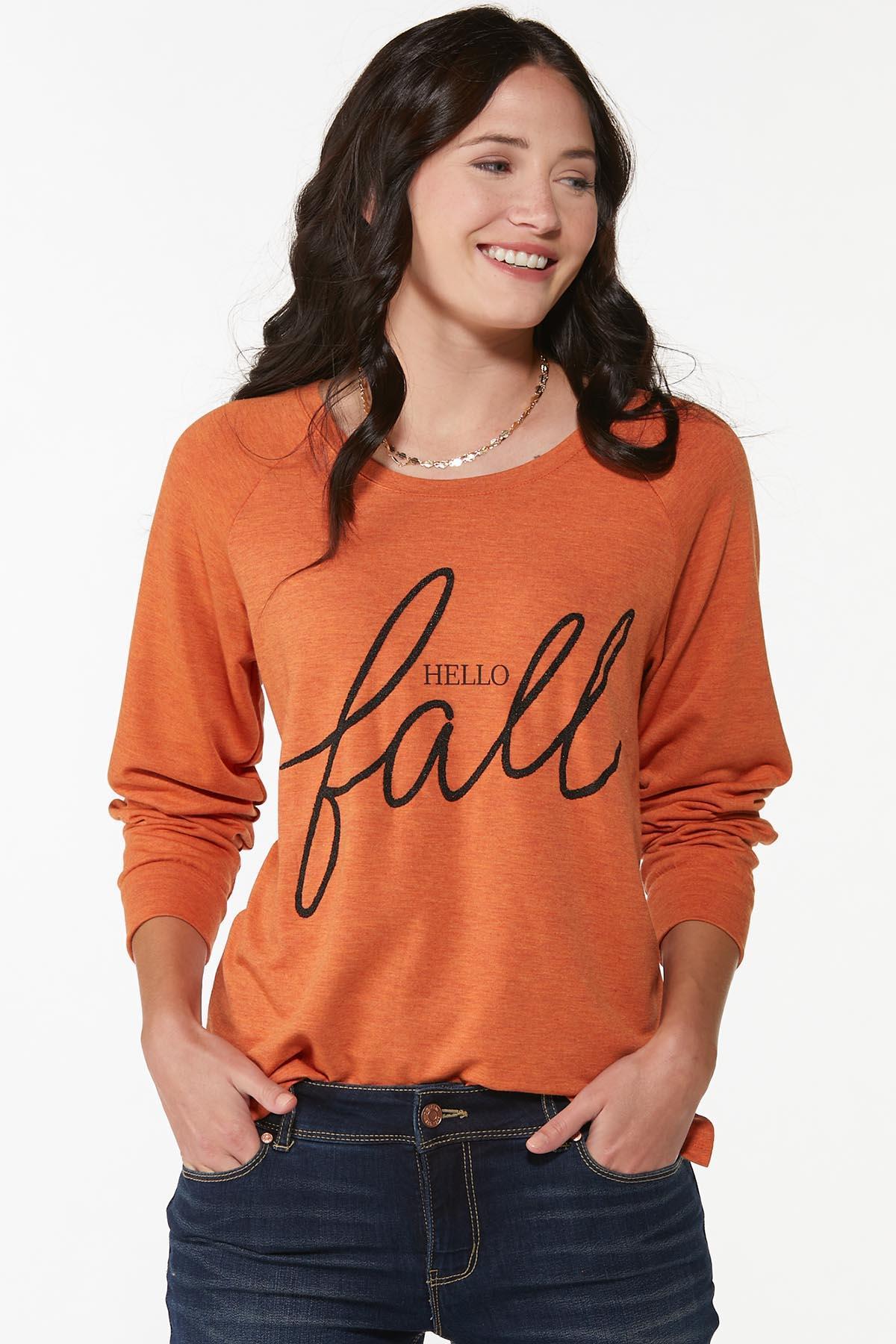 Hello Fall Top (Item #44717398)