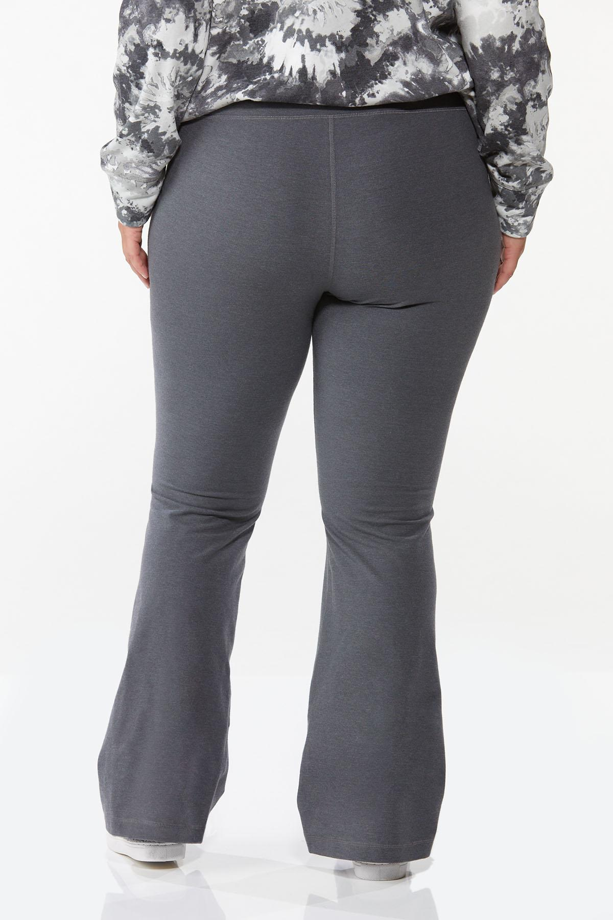 Plus Size Essential Yoga Pants (Item #44719596)