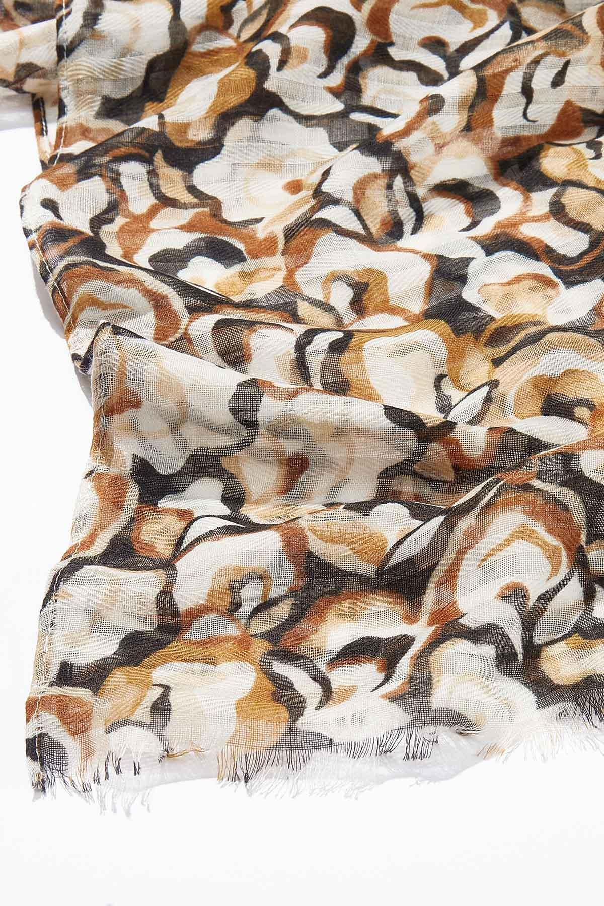 Floral Camouflage Scarf (Item #44720034)