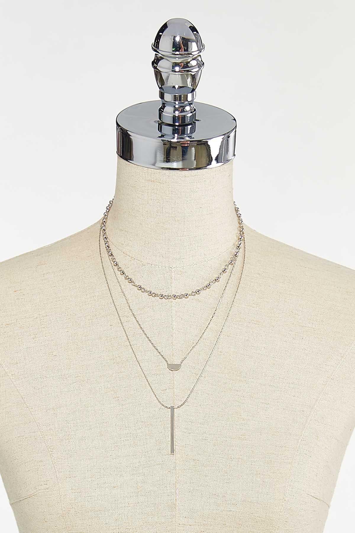 Delicate Layered Necklace (Item #44721621)