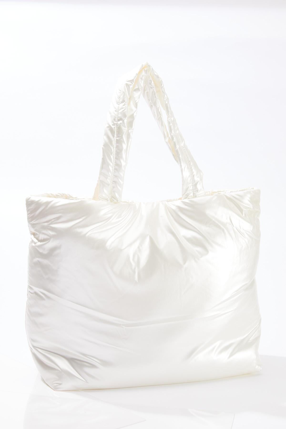 Puffer Tote Bag (Item #44722917)