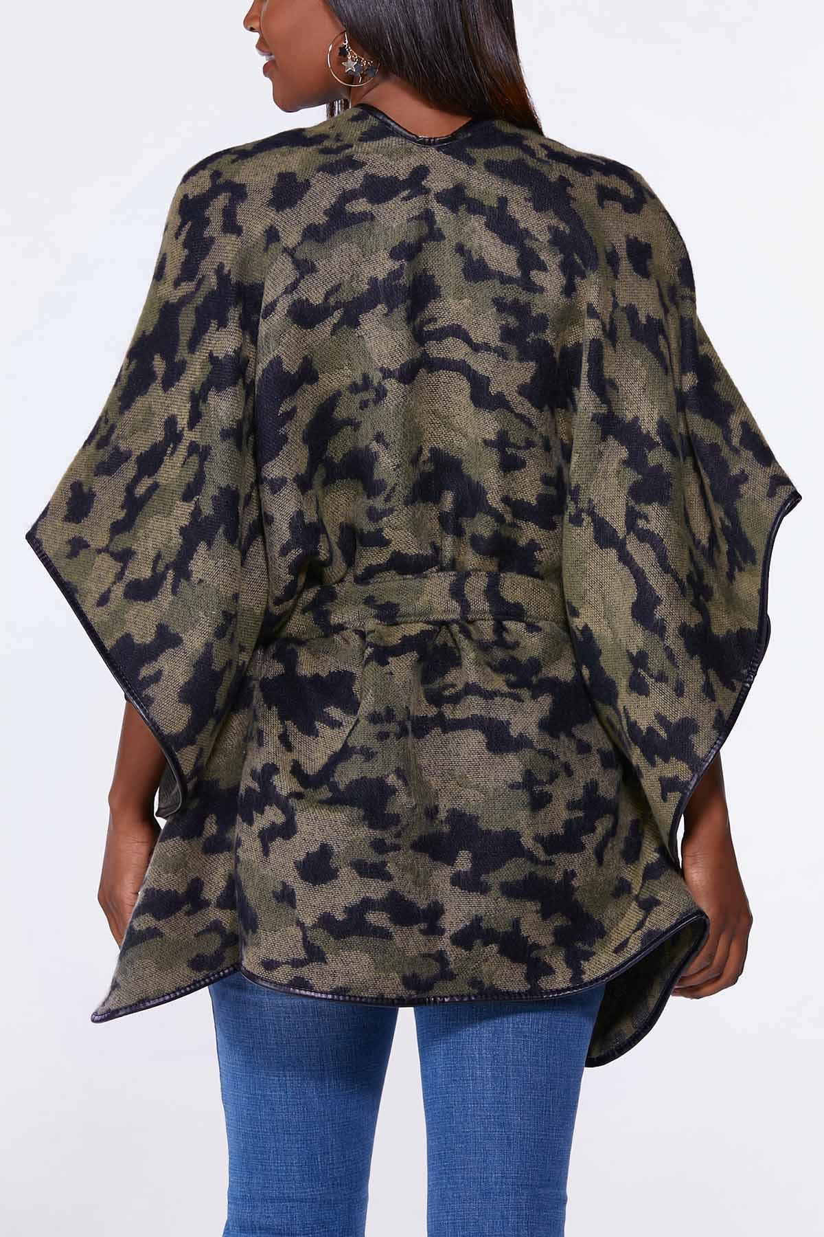 Camo Belted Wrap (Item #44724423)