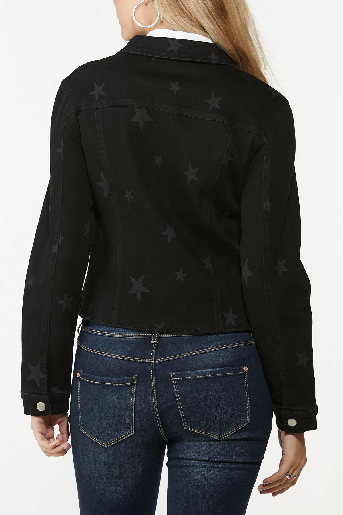 Evening Star Denim Jacket (Item #44726325)