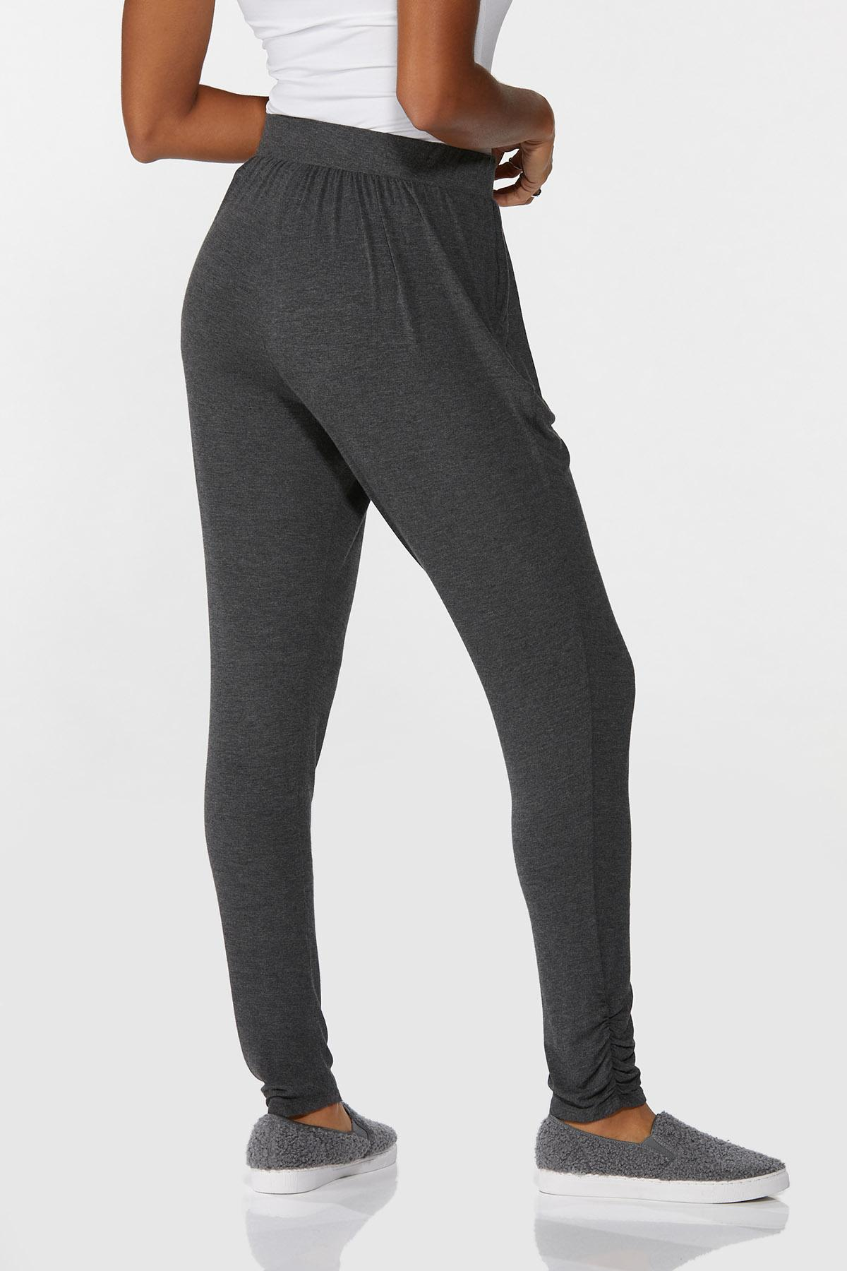 Charcoal Pull-On Pants (Item #44729919)