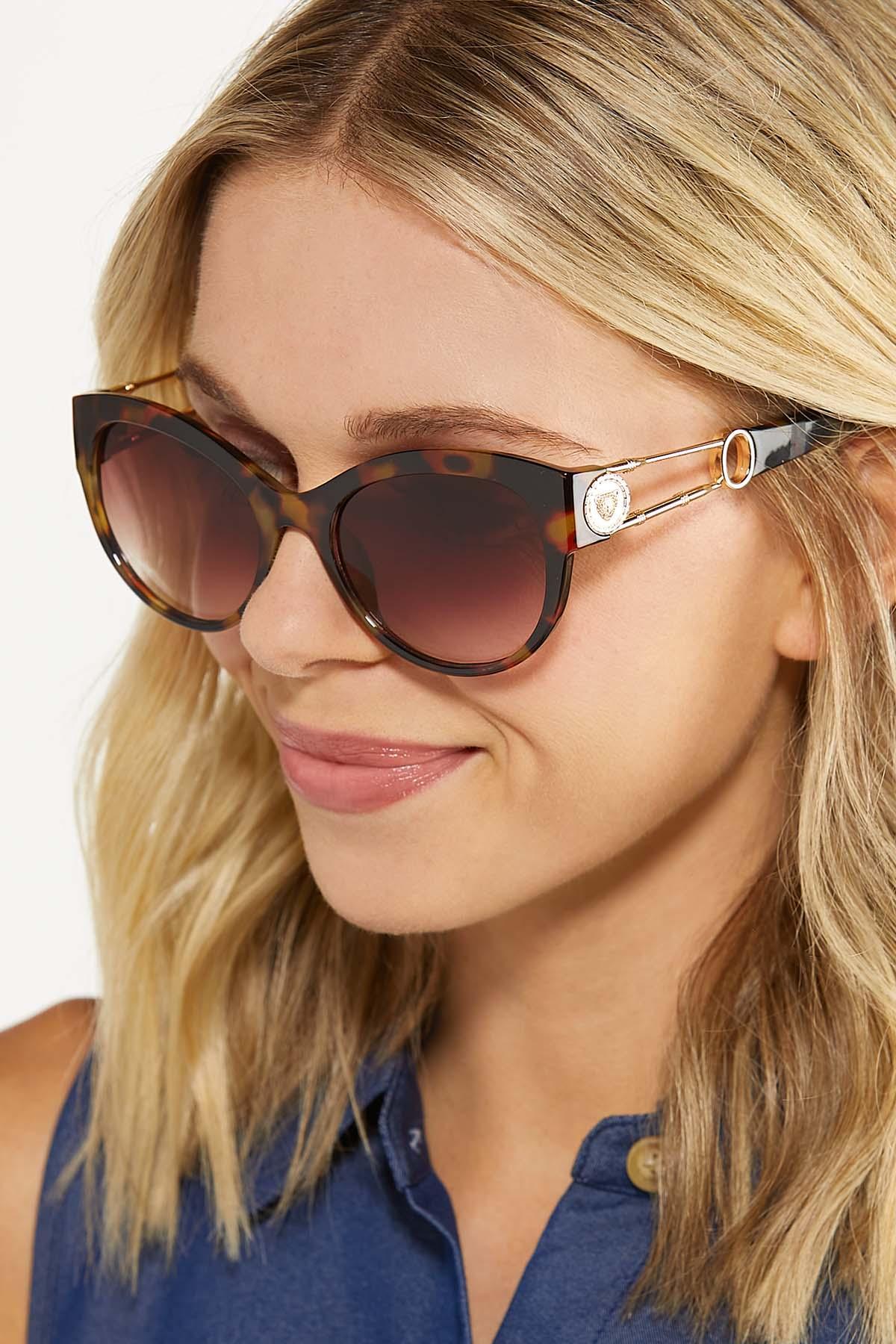 Safari Tortoise Sunglasses (Item #44730806)