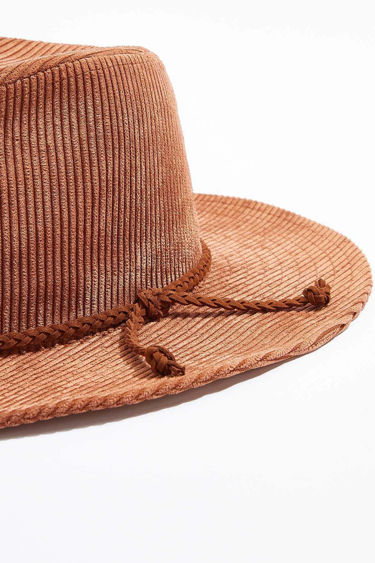 Corduroy Panama Hat (Item #44739487)