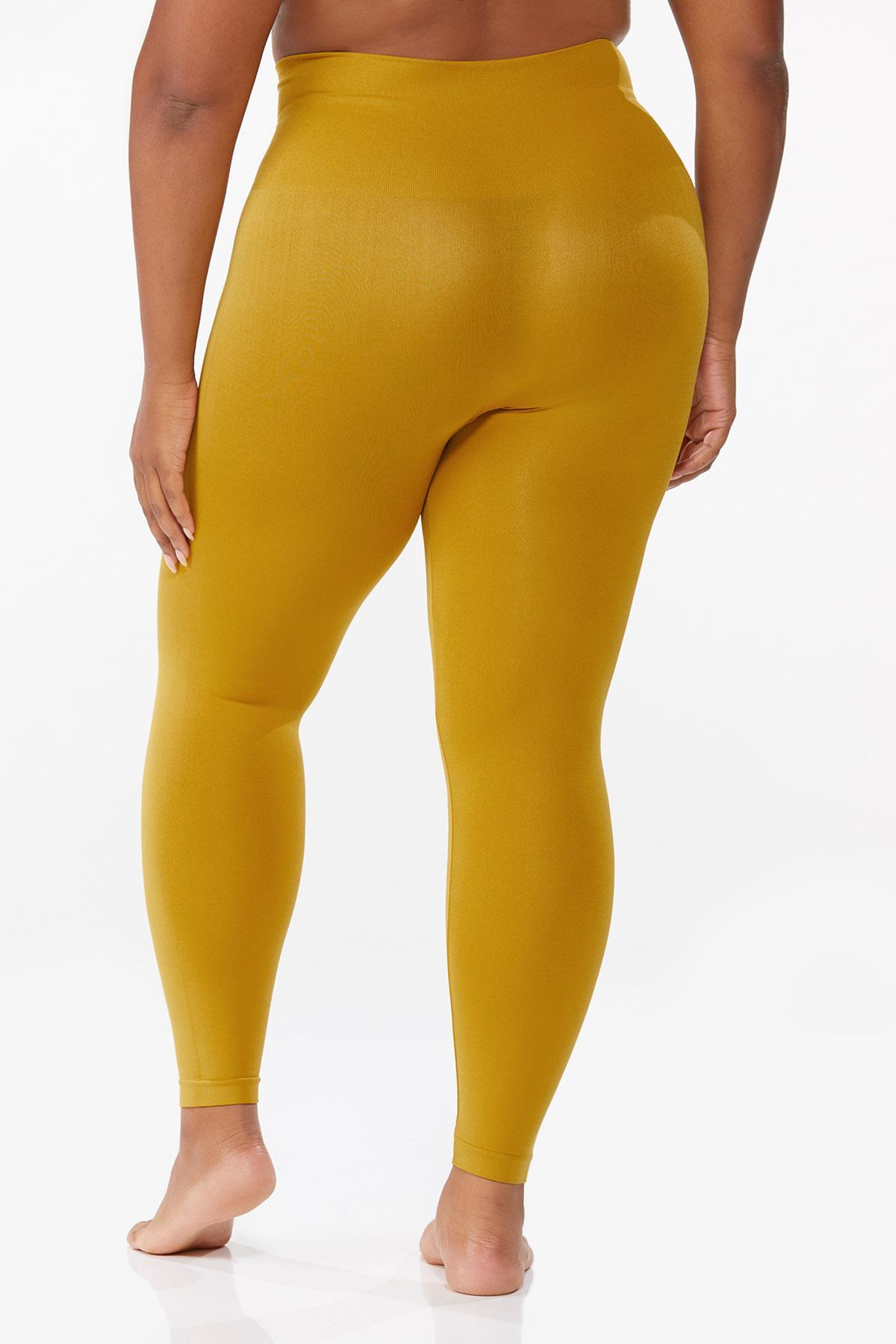 Plus Size The Perfect Golden Leggings (Item #44740057)