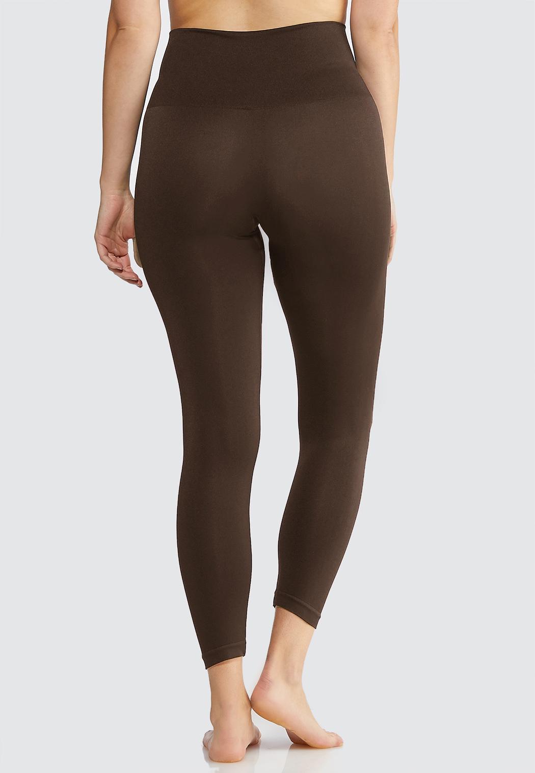 Plus Size The Perfect Brown Leggings (Item #44740091)