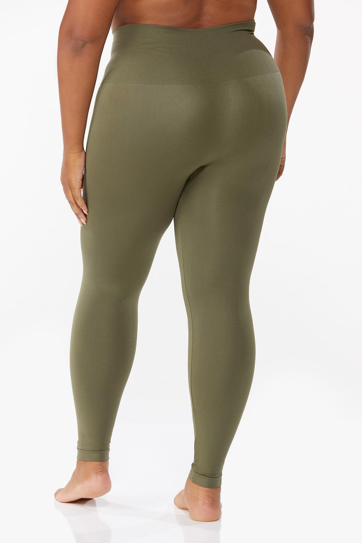 Plus Size The Perfect Olive Leggings (Item #44740108)