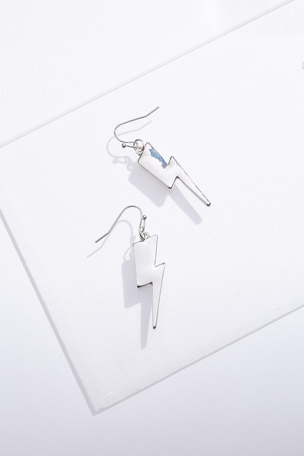 Lightning Bolt Necklace Set (Item #44745480)