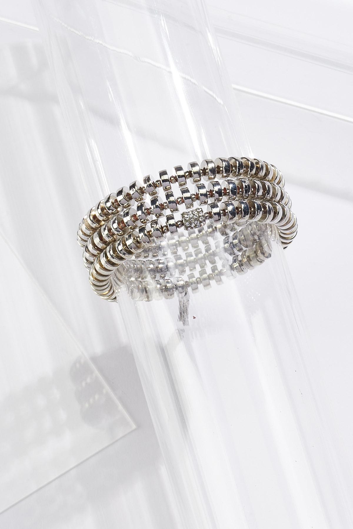 Silver Tasseled Bracelet (Item #44757315)