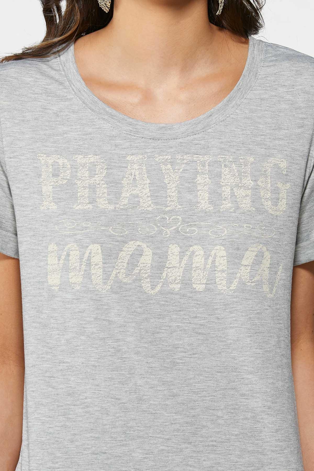Plus Size Praying Mama Tee (Item #44765919)