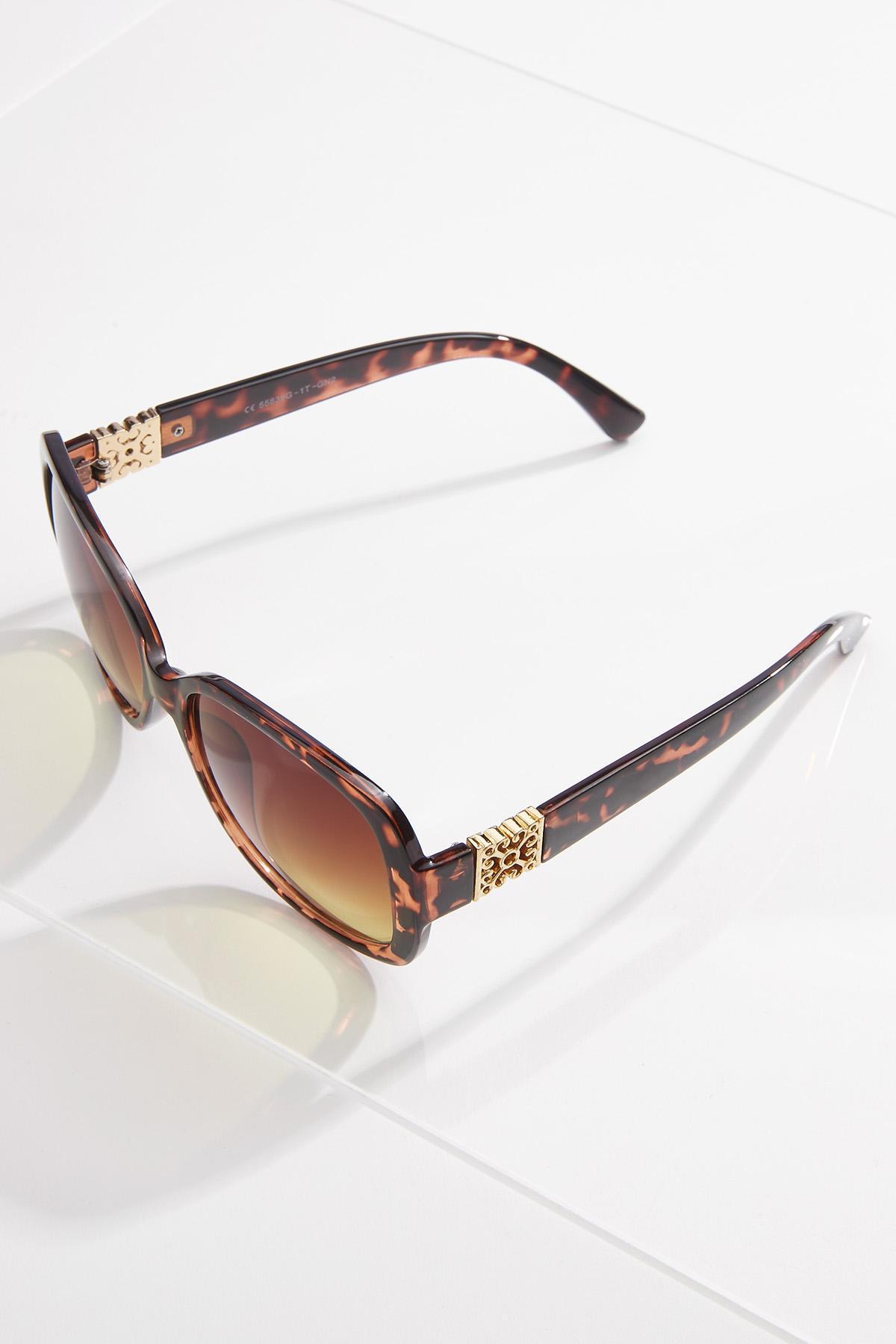 Classic Tortoise Sunglasses (Item #44810260)
