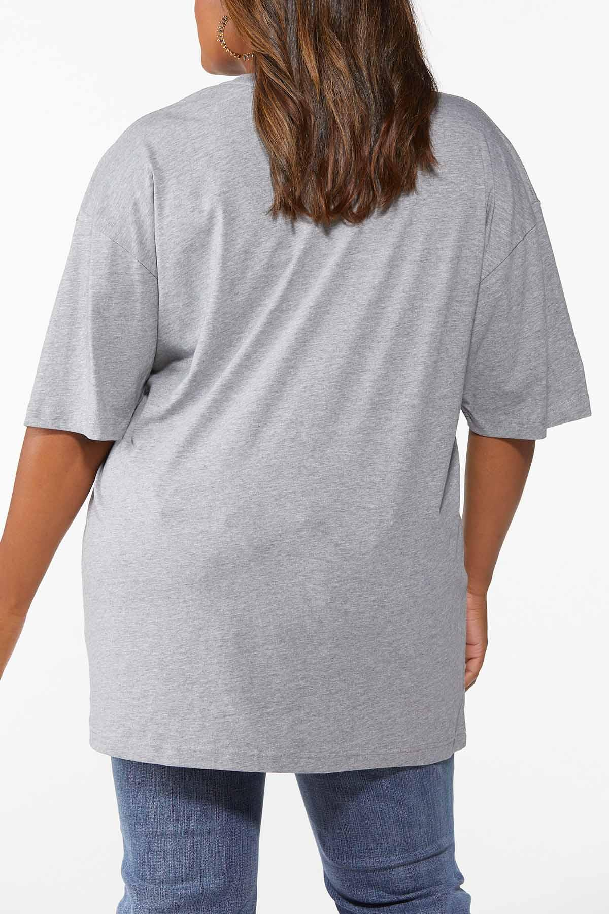 Plus Size Today Is The Day Tee (Item #44831437)