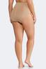 Plus Size Nude Seamless Control Panty alternate view