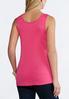 Essential Cotton Tunic Tank alternate view