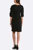 Plus Size Ruffled Sheath Dress alternate view