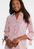 Stripe Button Down Shirt alternate view