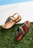 Embellished Slingback Sandals alternate view