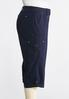 Plus Size Poplin Utility Crop Pants alternate view