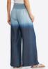 Wide Leg Ombre Pants alternate view