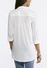 White Button Down Shirt alternate view