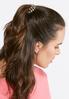 Spiral Cord Hair Bands alternate view