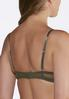 Olive And Ivory Lace Bra Set alternate view