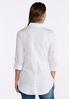 Classic White Button Down Shirt alternate view
