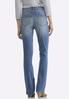 Petite Shape Enhancing Jeans alternate view