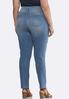 Plus Petite Shape Enhancing Skinny Jeans alternate view