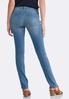 Shape Enhancing Skinny Jeans alternate view