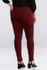 Plus Size Essential Ponte Skinny Pants alternate view