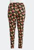 Plus Size Donuts And Coffee Leggings alternate view
