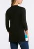 Colorblock Sweater Vest alternate view