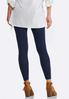 Plus Size The Perfect Navy Leggings alternate view