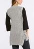 Grommet Side Sweater Vest alternate view