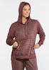 Plus Size Hooded Fleece Sweatshirt alternate view