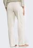 Oatmeal Fleece Pants alternate view