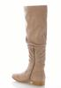 Faux Suede Riding Boots alternate view