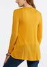 Plus Size Textured Cardigan Sweater alternate view
